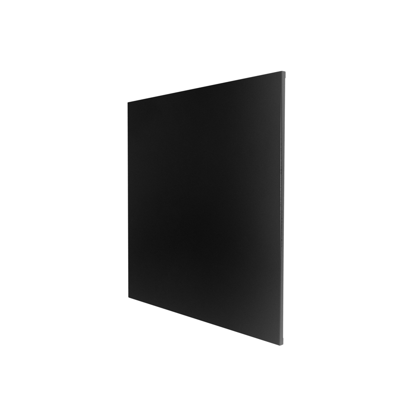Technotherm Frameless - Black 600mm