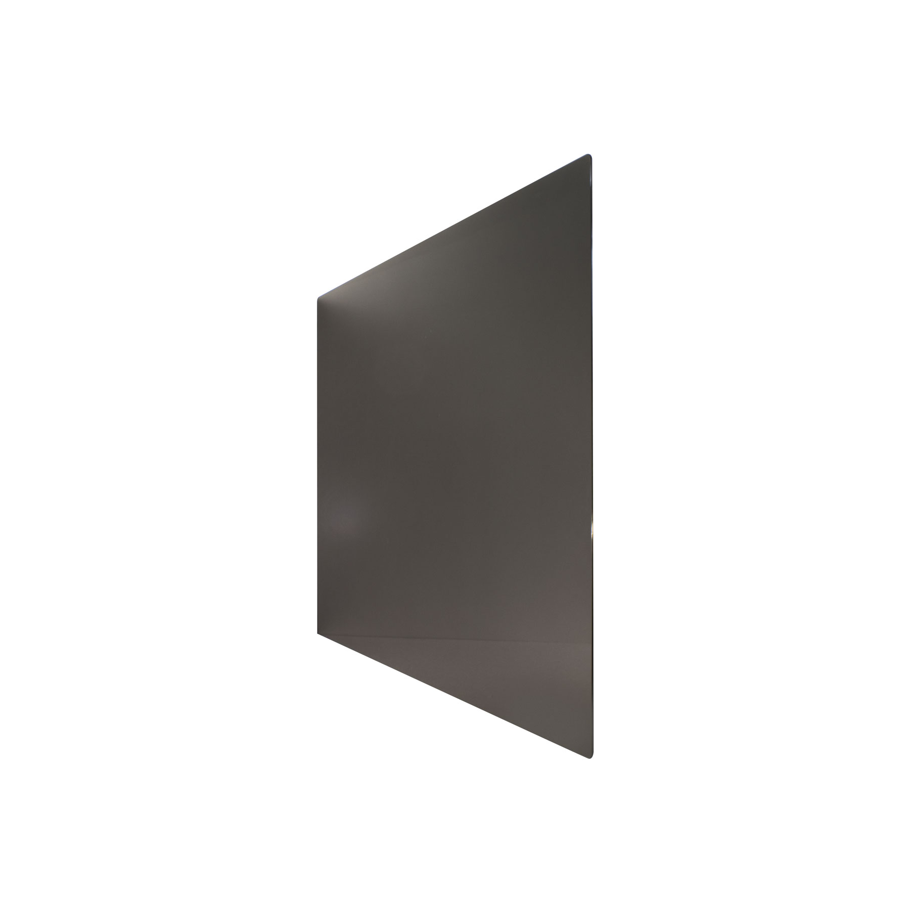 Technotherm Design Glass - Black 690mm