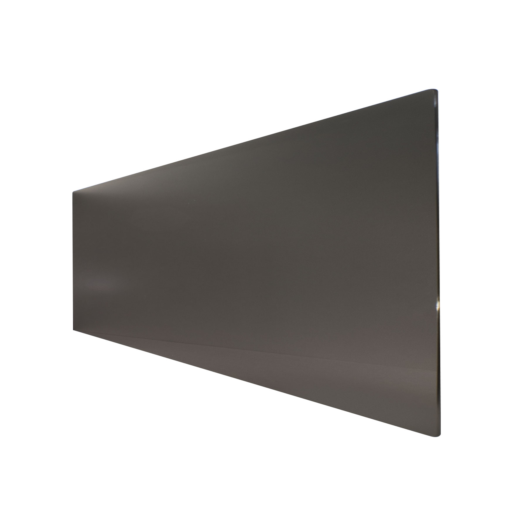 Technotherm Design Glass - Black 454mm