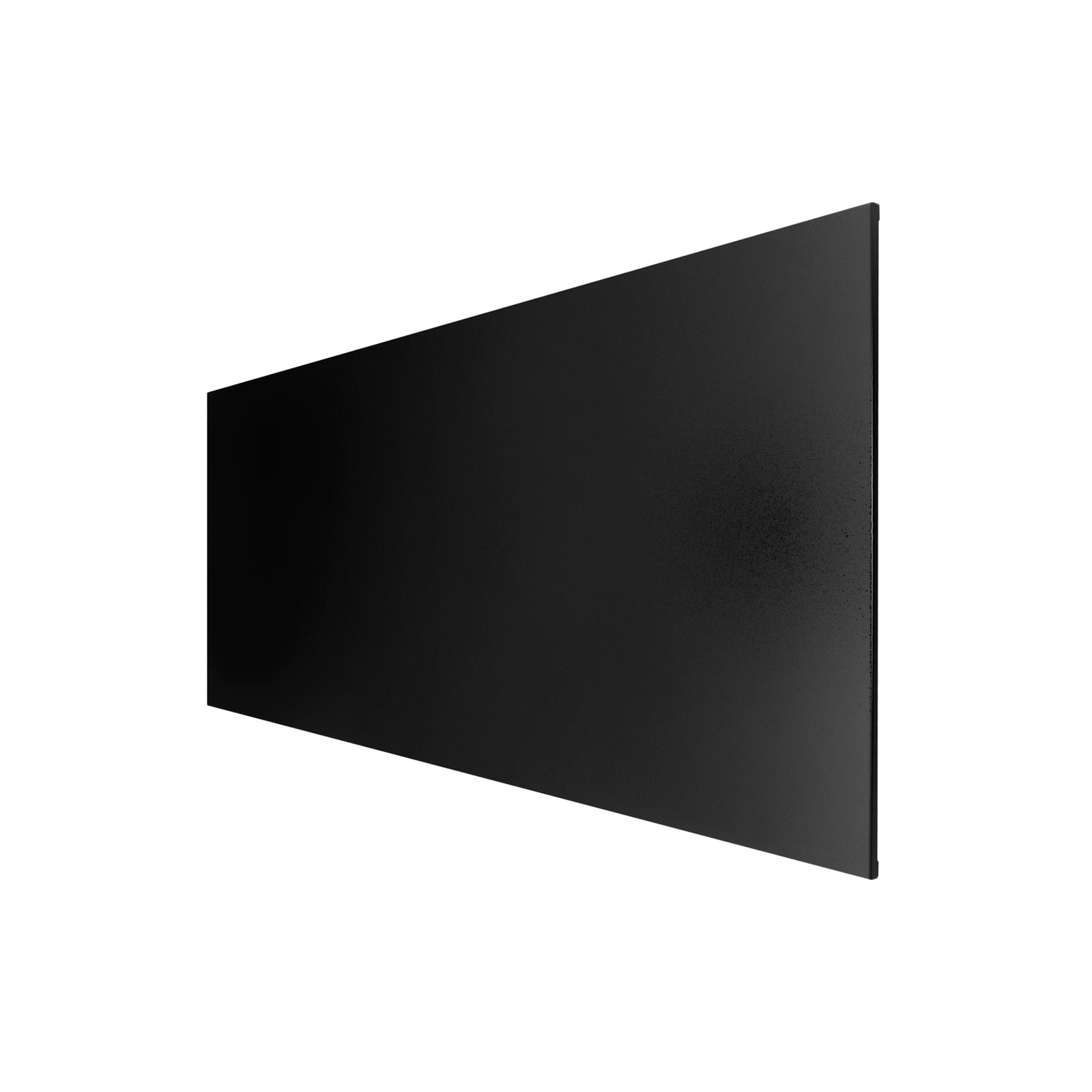 Technotherm Frameless - Black 400mm