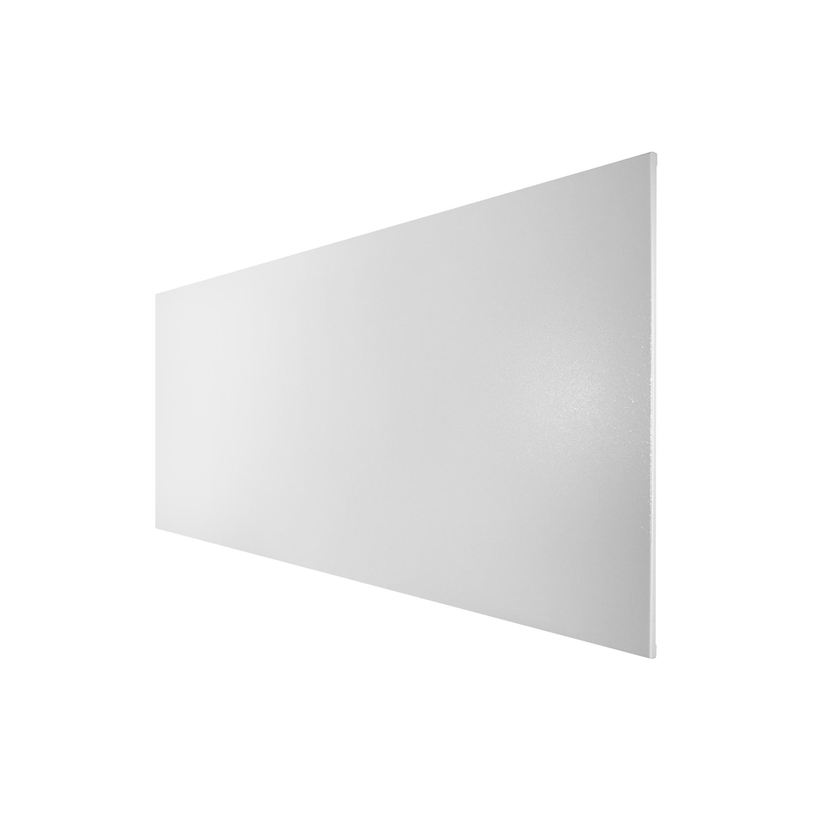 Technotherm Frameless - White 400mm