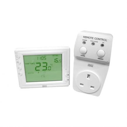 Celect 908 Wireless Thermostat & Plug-In Receiver