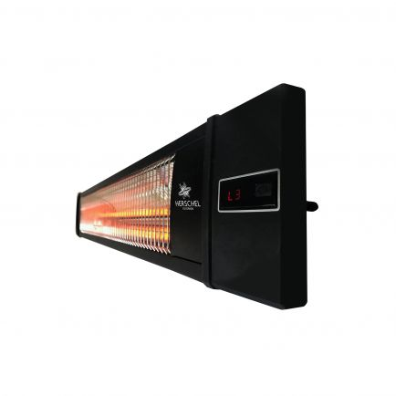 Herschel Colorado Infrared Heater - Black 2.5kW