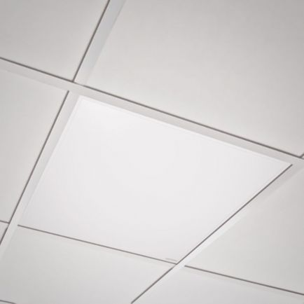 Herschel Select Ceiling Tile Infrared Panel - White 350w