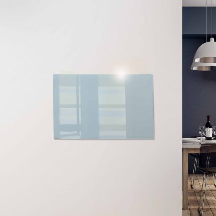 Herschel Select XL Glass Infrared Heating Panels – White