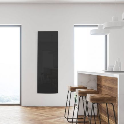 Herschel Inspire Glass Infrared Heating Panels – Black