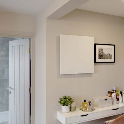 Ecostrad Opus IR Infrared Wall Panels with Remote