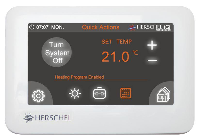 Herschel iQ WH1 Central Control Unit