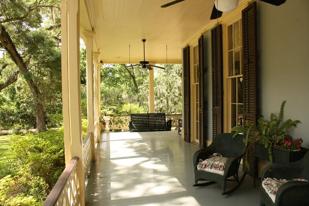 Domestic Veranda