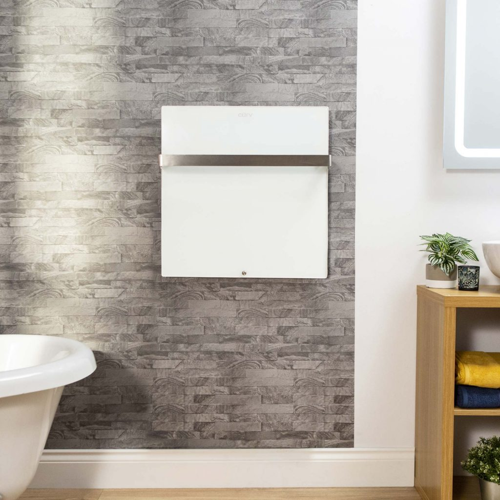Fight Damp Choose Infrared Heating, Infrared Wall Heaters Bathroom
