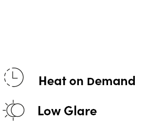 Heatglo Features