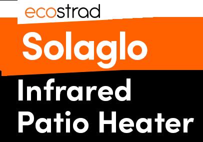 Ecostrad Solaglo Patio Heater